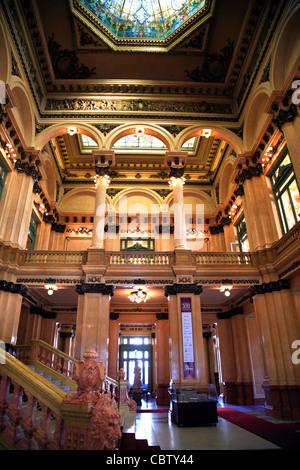Théâtre Colon Hall principal, après le bicentenarian la célébration et sa restauration, en 2010. Banque D'Images