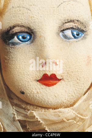 La collecte de jouets du xxe siècle. Poupée Furga. 30S. H. Cm. 58. Particulier Banque D'Images