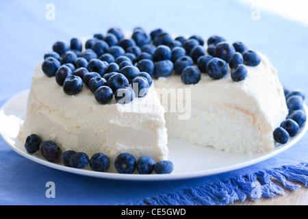 Gâteau des anges Banque D'Images