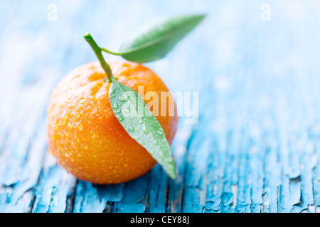 Mandarin Banque D'Images