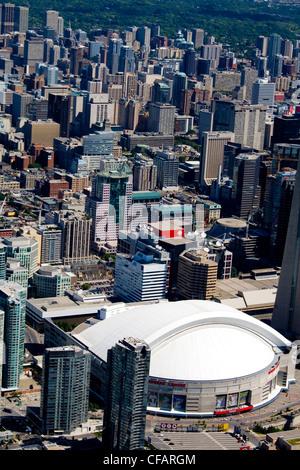 Rogers Centre, au centre-ville de Toronto, Ontario, Canada Banque D'Images