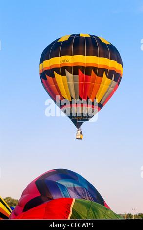 montgolfiere nouveau brunswick