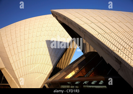 L'Opéra de Sydney, UNESCO World Heritage Site, Sydney, New South Wales, Australie, Pacifique Banque D'Images