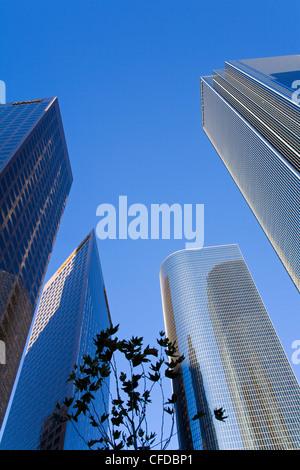Gratte-ciel de Los Angeles, Californie, États-Unis d'Amérique, Banque D'Images