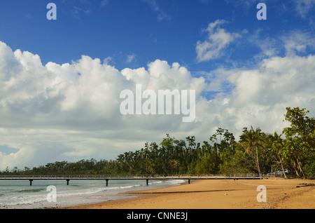 Mission Beach, Queensland, Australie Banque D'Images