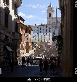 D'Espagne, Rome. Banque D'Images