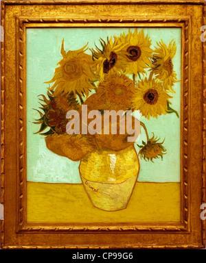 Vincent van Gogh Banque D'Images