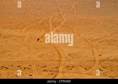 Wadi Rum, Jordanie Banque D'Images