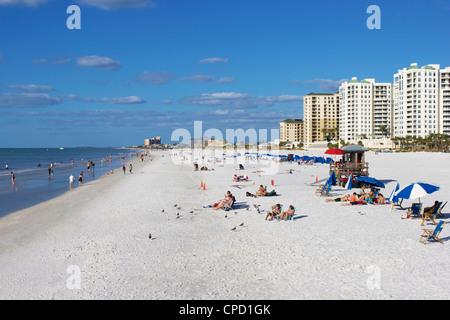 L'île au trésor, la Côte du Golfe, Floride, États-Unis d'Amérique, Amérique du Nord