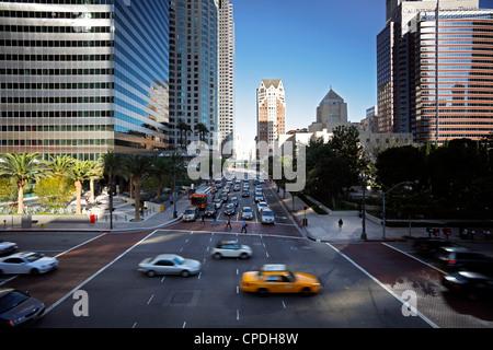 Centre-ville, Los Angeles, Californie, États-Unis d'Amérique, Amérique du Nord Banque D'Images