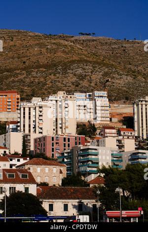 Appartement moderne dans le quartier de Gruz Dubrovnik Istrie Croatie Banque D'Images