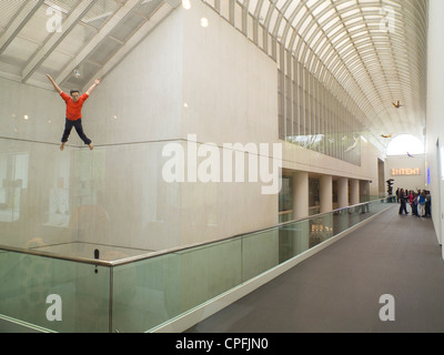 Musée des beaux-arts de Boston MA Banque D'Images