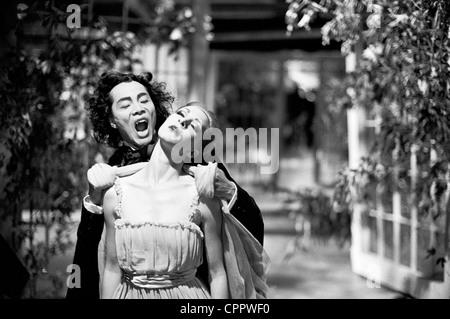 Dracula: Pages d'un journal de la Vierge Banque D'Images