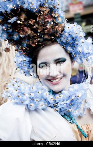 Carnaval des Cultures, Berlin Banque D'Images