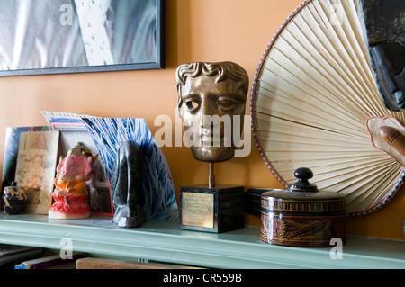 19e siècle Regency House garnies d'objets orientaux et modernes