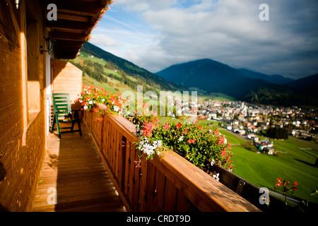 Innichen, Drei Zinnen, cols alpins, Italie, Europe Banque D'Images
