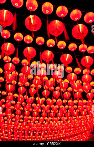 Thean Hou Temple chinois, Kuala Lumpur, Malaisie, Asie du Sud, Asie Banque D'Images