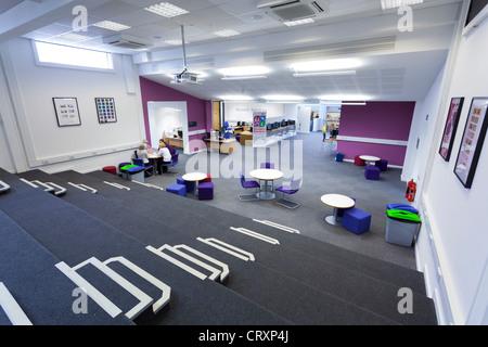 Abingdon & Witney College salle de conférences Banque D'Images