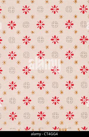 american vintage motif papier peint ann es 30 banque d 39 images photo stock 49117076 alamy. Black Bedroom Furniture Sets. Home Design Ideas