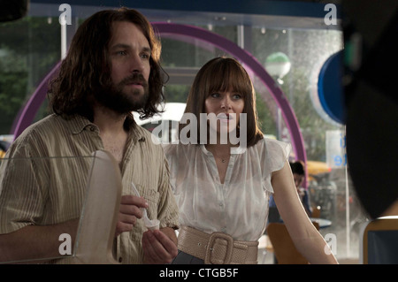 Notre IDIOT BROTHER (2011), Paul Rudd, ELIZABETH BANKS, JESSE PERETZ (DIR) 007 COLLECTION MOVIESTORE LTD Banque D'Images