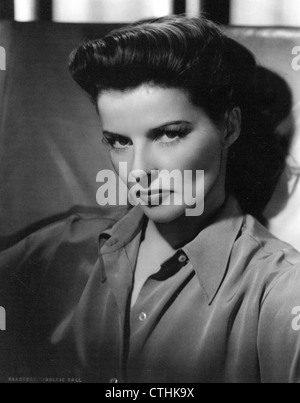 KATHARINE HEPBURN (1907-2003) Actrice américaine en 1944 Banque D'Images