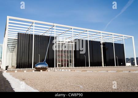 National Broadcasting Company Concert Hall de Copenhague, Danemark