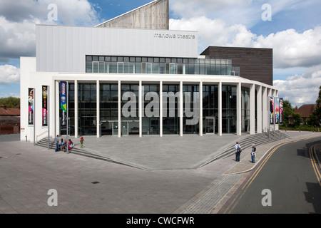 Théâtre Marlowe, Canterbury, Kent Banque D'Images