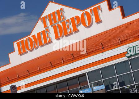 Home Depot Banque D'Images