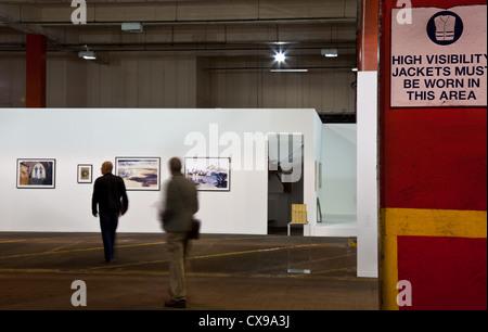 Royaume-uni Liverpool Biennial of Contemporary Art Festival 2012, le Merseyside (Royaume-Uni) Banque D'Images