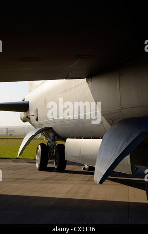 USAF Boeing B-52 Stratofortress.