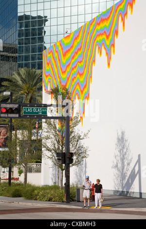 Musée d'Art, Fort Lauderdale, comté de Broward, Floride, États-Unis d'Amérique, Amérique du Nord Banque D'Images
