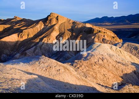 Zabriskie Point, Death Valley National Park, California, États-Unis d'Amérique, Amérique du Nord Banque D'Images