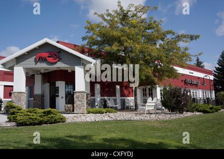 Red Lobster restaurant Banque D'Images