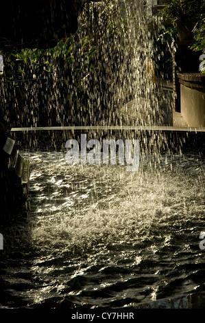 Fontaine à eau Détail Banque D'Images