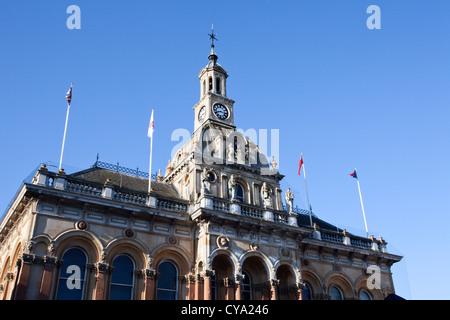 L'hôtel de ville Ipswich Suffolk Angleterre Banque D'Images