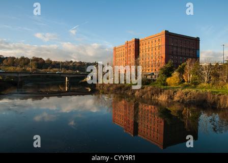 Le Centre à Bristol - créer un espace polyvalent situé dans un bâtiment de l'entrepôt Banque D'Images