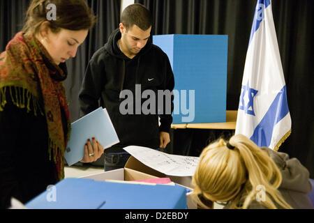 Le premier ministre israélien benjamin netanyahu favori à sa