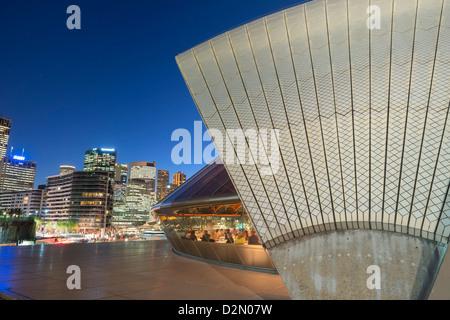 Maison de l'opéra, UNESCO World Heritage Site, Sydney, New South Wales, Australie, Pacifique Banque D'Images
