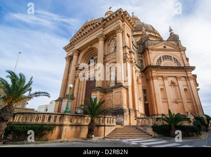 San Gwann (St. Jean le Baptiste) Basilique, Gozo, Malte, Europe