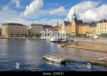 Gamla Stan, Stockholm, Suède, Europe Banque D'Images