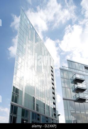 creekside de greenwich londres royaume uni architecte squire partners 2012 banque d. Black Bedroom Furniture Sets. Home Design Ideas