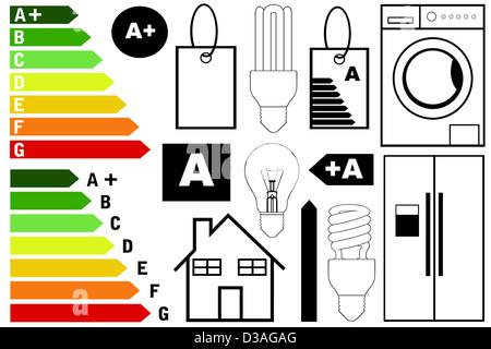Éléments d'efficacité énergétique