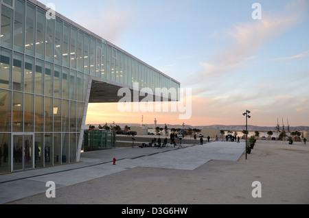 Villa Florida Museum et Hall d'exposition par Stefano Boeri Marseille France Banque D'Images