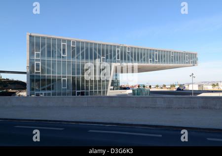 Villa Florida Museum et Hall d'exposition par Stafano Boeri Marseille France Banque D'Images