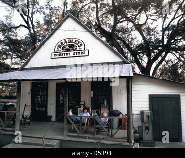 Bradley's Country Store: Leon County, Floride