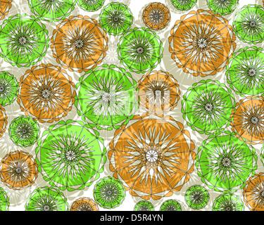 Superbe frappe unique texture délicatement tourbillonné moderne liquéfié abstract design parfait pour les papiers Banque D'Images