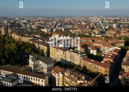 Italie Piémont Turin vue du Mole Antonelliana
