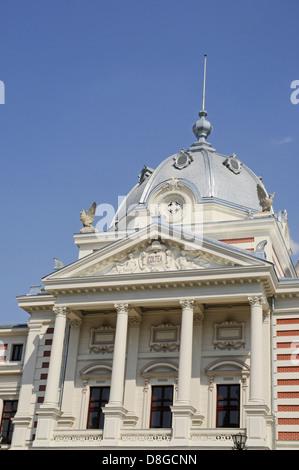 Hôpital de Céline Banque D'Images