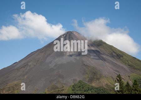 Le Volcan Arenal, la Fortuna, Costa Rica Banque D'Images