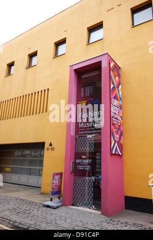 La mode et du Textile Museum, London Bridge, Southwark, Londres, Angleterre, Royaume-Uni Banque D'Images